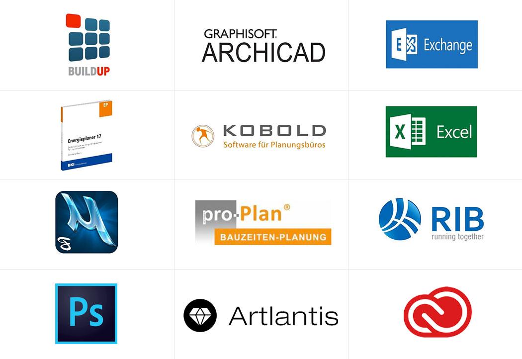 Logos Werkzeuge Software skills